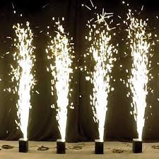 Sparkler Machines