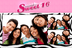 SWEET 16 STRIPES