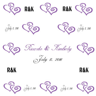 Wedding Step & Repeat