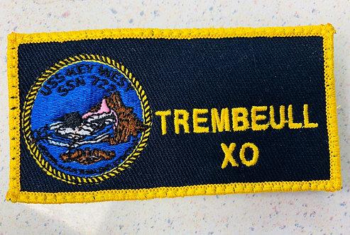 #25 USS Key West SSN-722