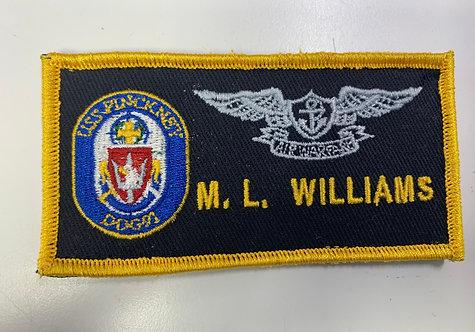 #13 USS Pinckney DDG-91