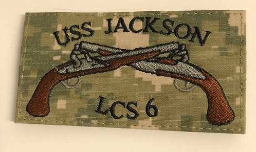 USS JACKSON LCS 6