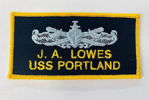 #38 USS Portland LPD-27