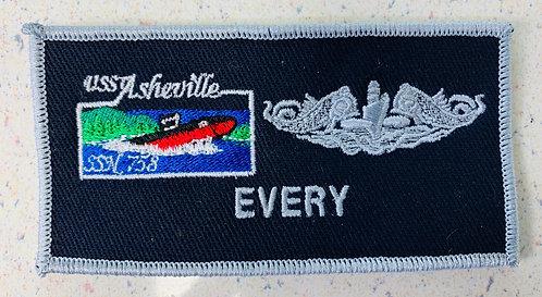 #46 USS Asheville SSN-758