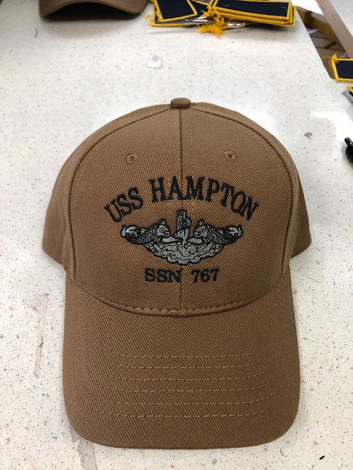 #4 USS Hampton SSN 767
