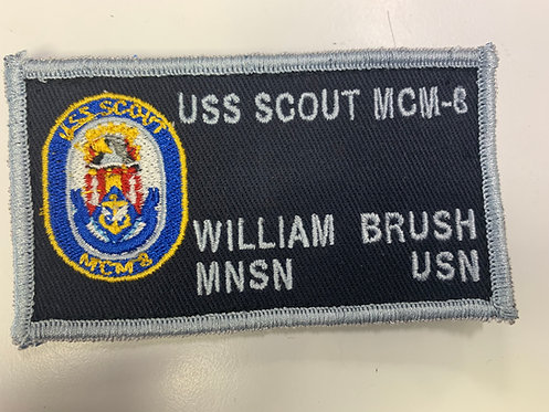 USS Scout MCM-8