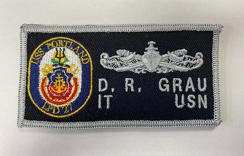 USS Portland LPD-27