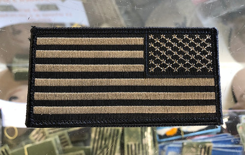 Embroidered Reverse Flag