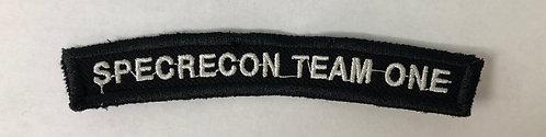 SPECRECON Team One