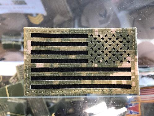 Type 3 Non-IR Reverse Facing Flag (AOR2) 2 x 4