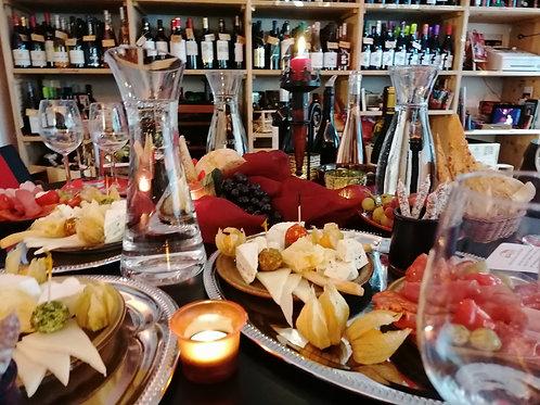 Drei-Länder-Weinreise durch Europa 26.03.2021