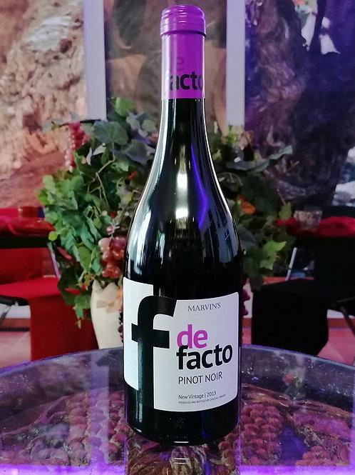 2014 de facto Pinot Noire 0,75l