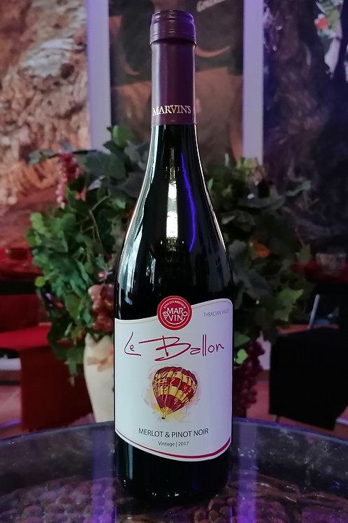 Le Ballon Merlot & Pinot Noire 0,75 l