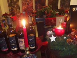 Wein im Advent