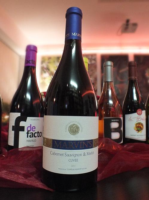 2011 MARVINS Cabernet Sauvignon & Merlot Cuvée 0,75l