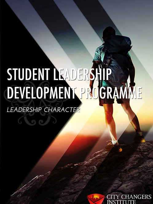 Character - Youth Leadership Development Programme