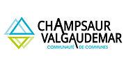Logo Com com champsaur valgau couleur we
