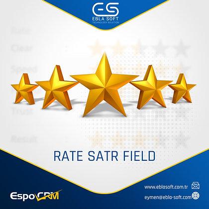 Rate Star Field