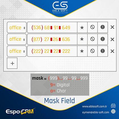 Mask Field