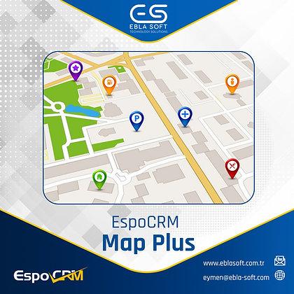 EspoCRM Map Plus