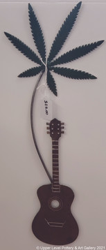 Leaf Guitar