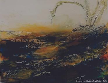 Azure Marsh - Sold