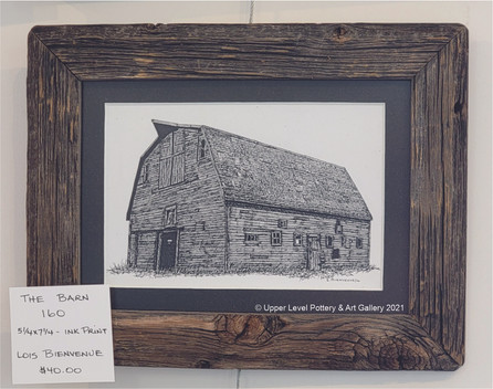 The Barn 160