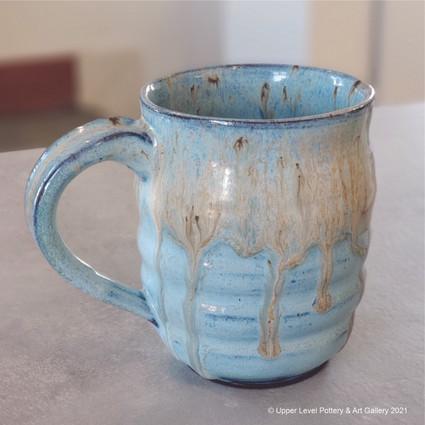Blue Mug - Sold