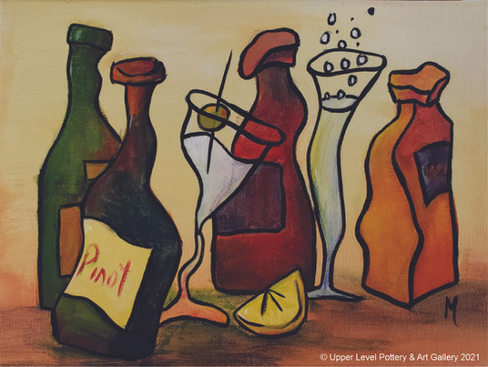 Drunken Bottles