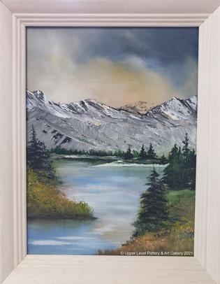 State Mountain By Jasper
