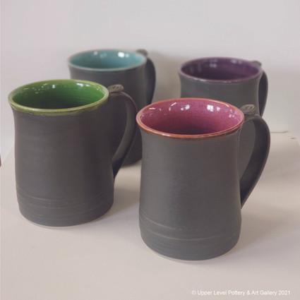 Color Code Mugs (purple sold)