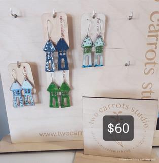 House Earrings