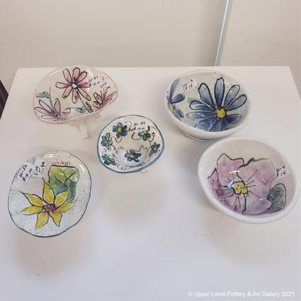 Pinch Bowls - Sold