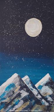 Moon Lite Mountains