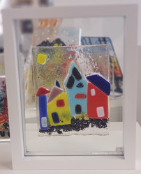 Jelly Bean House On Pebble Road