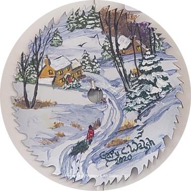 Winter - Sold