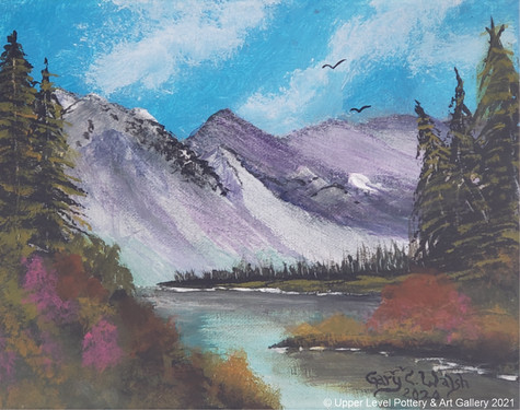 Mountains - Sold