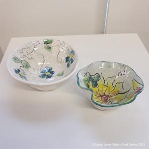 Flower Bowls - Sold