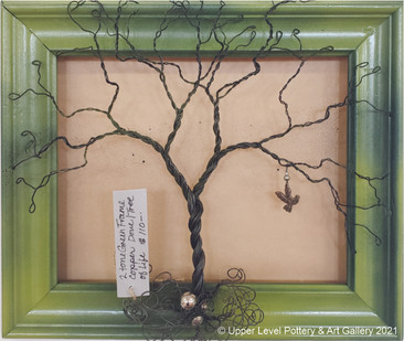 Copper Dove Tree Of Life