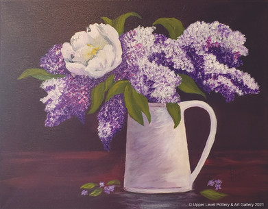 Lilac Spring Bouquet