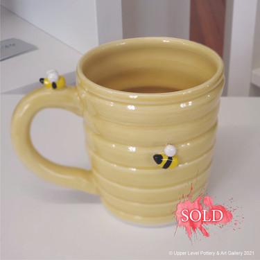 Honey Bee Cup - SOLD