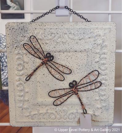 Dragonflies - Sold