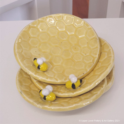 Honey Bee Plates