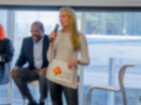 Nicola Smith, Professional Speaker, Silicon Peach Omnichannel Event