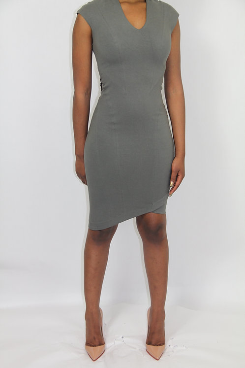 MUDSTONE HELMUT LANG DRESS
