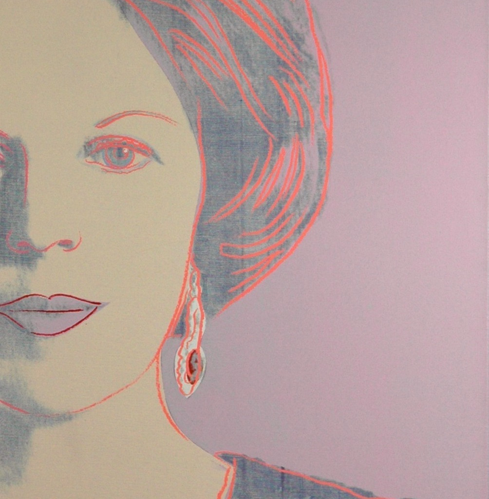 Detail from Andy Warhol