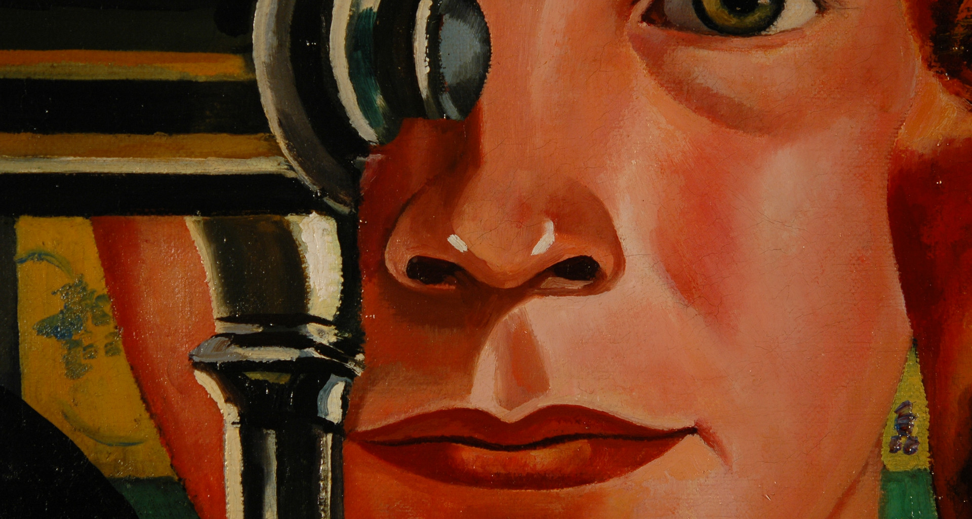 Detail from Charley Toorop