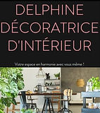 logo delphine decoration interieure