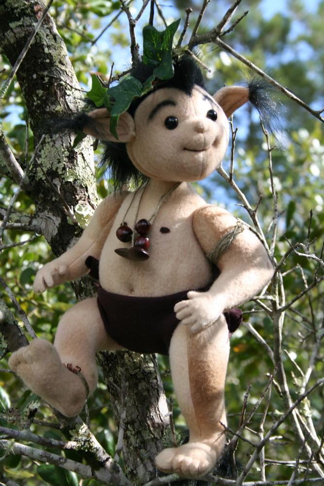Enoch the Danish Troll Child