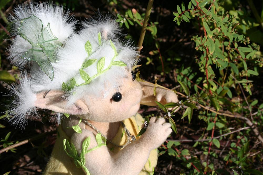 Lykke the Danish Troll Child